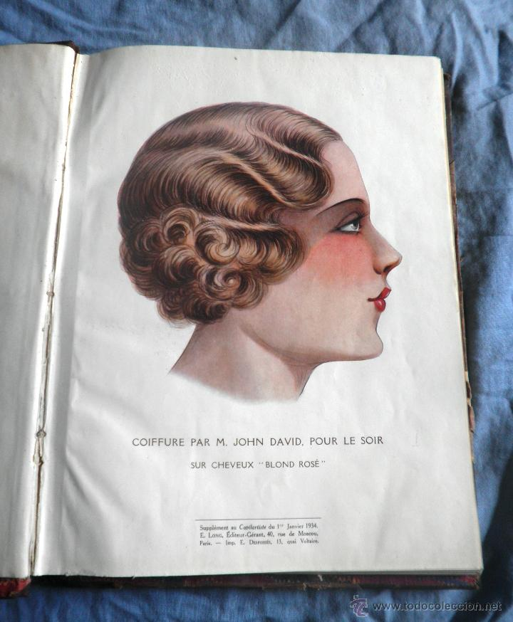 Le Capilariste Peluqueria Ano 1934 Completo Comprar En