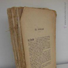 Libros antiguos: ¿QUIERE USTED COMER BIEN?. CARMEN BURGOS. 1931. Lote 50762097