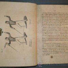 Libros antiguos: CUCALA Y BRUÑO, JOSÉ: TRATADO DE ESGRIMA. 1854. Lote 50765211