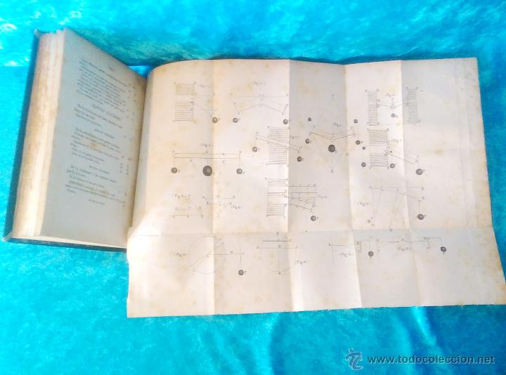 Libros antiguos: ESSAI SUR LA RESISTANCE DES BOIS DE CONSTRUCTION, PETER BARLOW, A. FOURIER 1828 - Foto 3 - 50858480