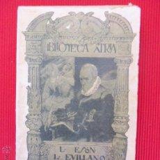 Libros antiguos: EL MESÓN DE 'EL SEVILLANO'- DIEGO SAN JOSÉ. Lote 50888932