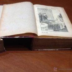 Libros antiguos: DEL ALTAR AL CADALSO O SENTENCIADA A MUERTE POR SU PROPIO ESPOSO , 3 TOMOS. HENRI DE TREMIERE ,. Lote 50917572