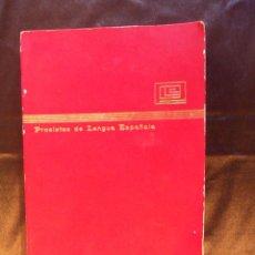 Libros antiguos: PROSISTAS DE LENGUA ESPAÑOLA: DEL ELECTRÓN A DIOS - SANTIAGO LORÉN (PRIMERA EDICIÓN). Lote 50919373