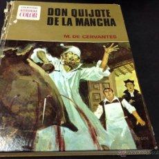Libros antiguos: DON QUIJOTE DE LA MANCHA. Lote 50920893