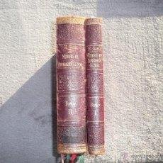 Libros antiguos: MÉTODOS DE EXPLORACIÓN CLINICA. H. SAHLI. TRADUCIDO POR LEON CARDENAL. TOMO I, TOMO II. BIEN CONSER. Lote 50921786