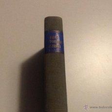 Libros antiguos: LIBRO VIDAS DE HOMBRES CELEBRES 1943 EDIT RAMON SOPENA . Lote 50987918