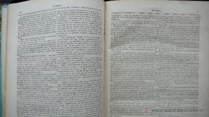 Libros antiguos: LA CHOZA DE TOMAS. M.E. BEECHER-STOWE. 1853. - Foto 3 - 51006487