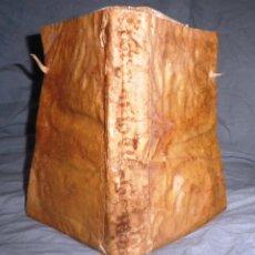 Libros antiguos: VIDA MARAVILLOSA DEL BEATO JOSEPH - AÑO 1730 - J.E.DE NORIEGA - PERGAMINO.. Lote 51008816