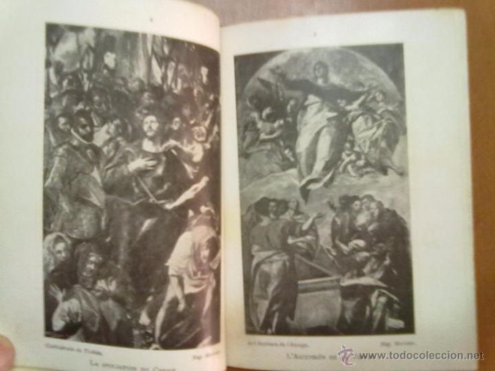 Libros antiguos: LE GRECO POR MIGUEL UTRILLO 18 PAGINAS + 50 LAMINAS TEXTO EN FRANCES - Foto 2 - 51011308