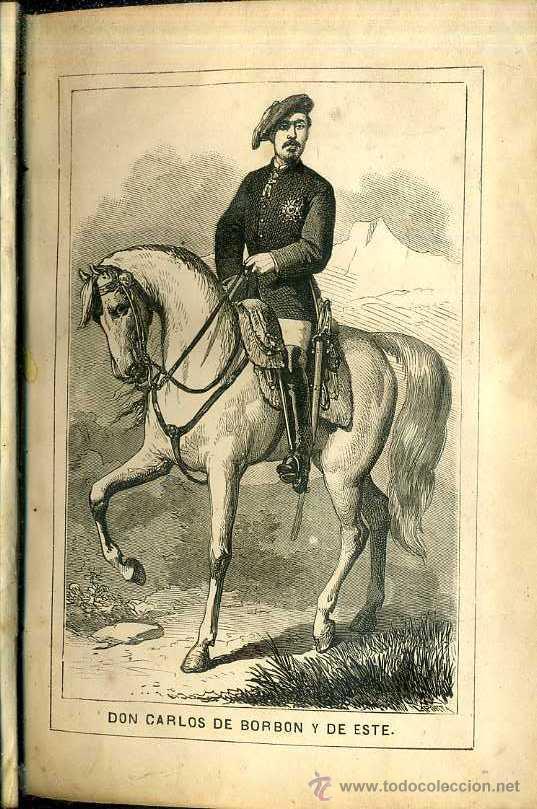 Libros antiguos: RODRIGUEZ ARISMENDI : INSURRECCIÓN CARLISTA DE 1872 TOMO I (MADRID, 1872) - Foto 2 - 51023154