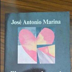 Libros antiguos: EL ROMPECABEZAS DE LA SEXUALIDAD. JOSE ANTONIO MARINA. ANAGRAMA, 2002. Lote 51043783