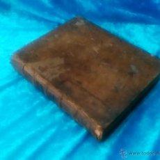 Libros antiguos: ART DU DISTILLATEUR, LIQUORISTE ET VINAGRIER, M. DEMANCHY, J. E. BERTRAND 1780. Lote 51058103