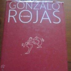 Libros antiguos: GONZALO ROJAS LA RENIÑEZ. Lote 51065393