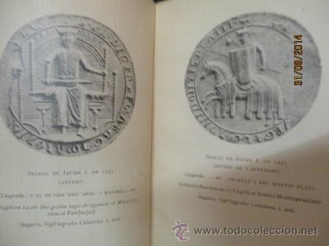 Libros antiguos: CRÓNICA. JAUME I. VOL. I. COL-LECIÓ POPULAR BARCINO, BARCELONA 1926 - Foto 5 - 51068796