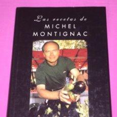 Libros antiguos: LAS RECETAS DE MICHEL MONTIGNAC. Lote 51131990