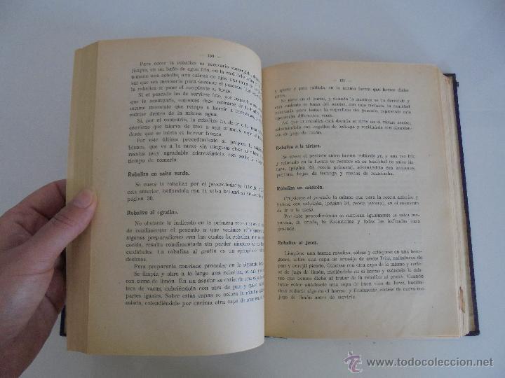 Libros antiguos: LA COCINA PRACTICA. MANUEL MARIA PUGA Y PARGA. PICADILLO. IMPRENTA ROEL. POSIBLEMENTE 1916. - Foto 13 - 51143823