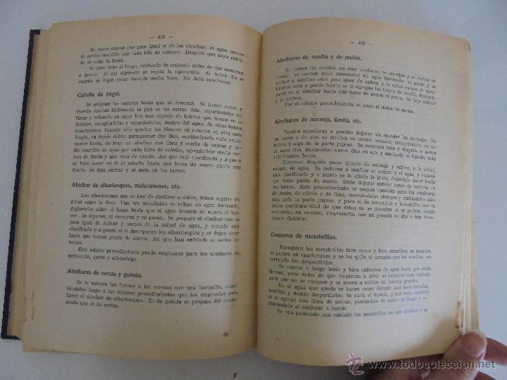 Libros antiguos: LA COCINA PRACTICA. MANUEL MARIA PUGA Y PARGA. PICADILLO. IMPRENTA ROEL. POSIBLEMENTE 1916. - Foto 18 - 51143823