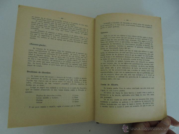 Libros antiguos: LA COCINA PRACTICA. MANUEL MARIA PUGA Y PARGA. PICADILLO. IMPRENTA ROEL. POSIBLEMENTE 1916. - Foto 20 - 51143823