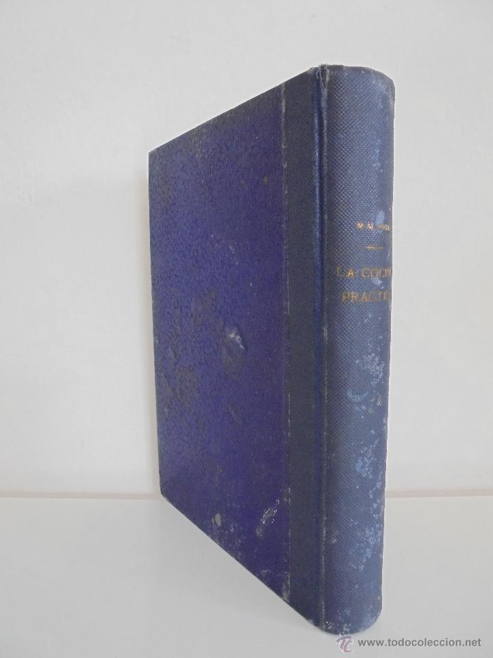 Libros antiguos: LA COCINA PRACTICA. MANUEL MARIA PUGA Y PARGA. PICADILLO. IMPRENTA ROEL. POSIBLEMENTE 1916. - Foto 22 - 51143823