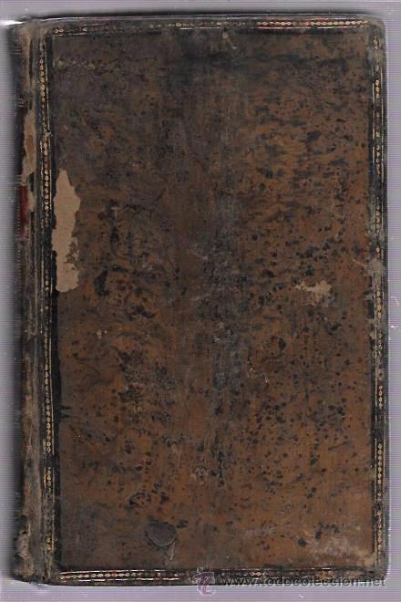 Libros antiguos: BUFFON. HISTORIA NATURAL, GENERAL Y PARTICULAR. TOMO XV. MADRID, 1798. ESCRITA EN FRANCÉS. - Foto 2 - 53893308