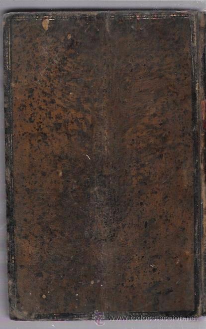 Libros antiguos: BUFFON. HISTORIA NATURAL, GENERAL Y PARTICULAR. TOMO XV. MADRID, 1798. ESCRITA EN FRANCÉS. - Foto 3 - 53893308