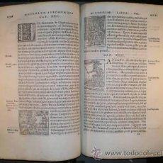 Libros antiguos: MAGNI, IOANNIS (OLAUS MAGNUS) GOTHORUM SVEONUMQUE HISTORIA. 1554 PRIMERA EDICIÓN. Lote 51175172