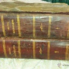 Libros antiguos: MARIA MAGDALENA 2 TOMOS. Lote 51201078