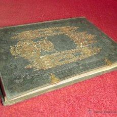 Libros antiguos: LA MORAL EN ACCIÓN - 1854 - GERONA - LIBRO RARO - V. OLIVA - CON DIBUJOS Y GRABADOS . Lote 51226957