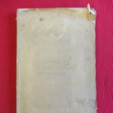 Libros antiguos: HISTORIA DE LA REVOLUCIÓN Y GUERRA DE UNGRÍA - J. TOLSTOY. Lote 51327221