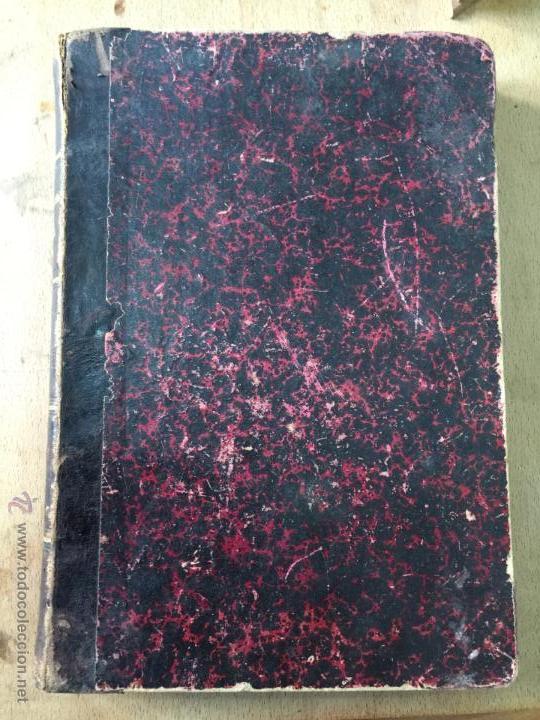 Libros antiguos: Las desdichas de la patria - Vital Fite 1899 - Foto 2 - 51393343