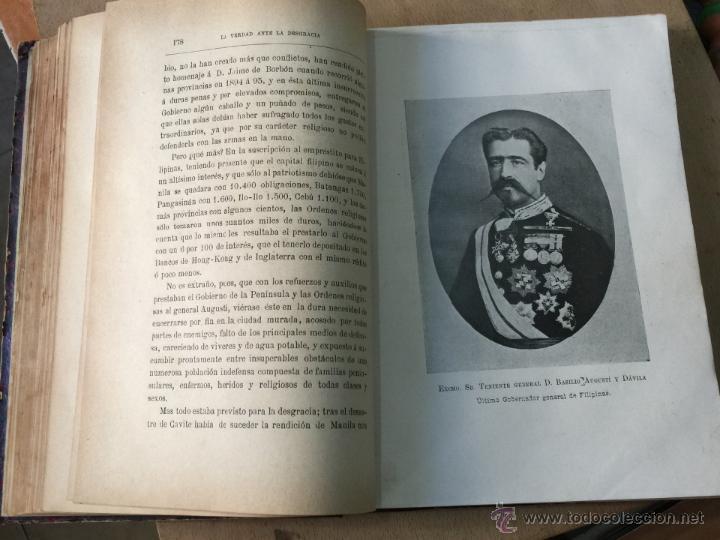 Libros antiguos: Las desdichas de la patria - Vital Fite 1899 - Foto 9 - 51393343