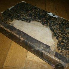 Libros antiguos: HISTORIA UNIVERSAL POR CESAR CANTU. TOMO PRIMERO. TIEMPOS ANTIGUOS, MADRID 1854. Lote 51394075