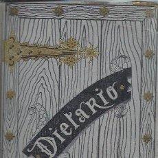 Libros antiguos: DIETARIO O AGENDA DE BUFETE PARA EL AÑO BISIESTO 1884, 5º AÑO DE SU PUBLICACIÓN, BARCELONA, LEER. Lote 51418739