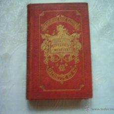 Libros antiguos: COMTESSE DE SÉGUR. LES PETITES FILLES MODÈLES. 1887. ILLUSTRÉ DE 21 VIGNETTES SUR BOIS PAR BERTALL. Lote 51427952