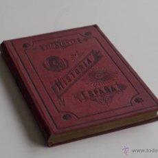 Libros antiguos: COMPENDIO DE LA HISTORIA DE ESPAÑA POR D. FELIPE PICATOSTE 1899. Lote 51569583