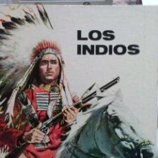 Libros antiguos: LIBRO LOS INDIOS. Lote 51599279