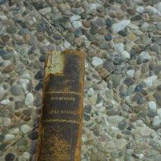 Libros antiguos: LIBRO DON QUIJOTE DE LA MANCHA. Lote 51613840