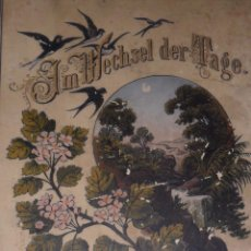 Libros antiguos: ANTIGUO LIBRO ALEMÁN - ILUSTRADO. Lote 51647971