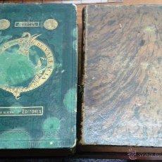Libros antiguos: DÉCADAS DE HISTORIA DE LA INSIGNE CORONADA REINO DE VALENCIA / 2 TOMOS / ESCOLANO - PERALES 1879-80. Lote 51681569