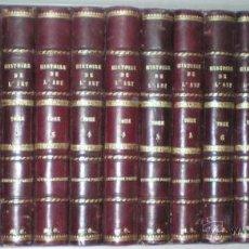Libros antiguos: HISTOIRE DE L'ART DEPUIS LES PREMIERS TEMPS CHRÉTIENS JUSQU'A NOS JOURS. DIR.: ANDRE MICHEL. 16 VOLS. Lote 39084646