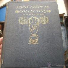 Libros antiguos: LOS PRIMEROS PASOS EN COLECCIONISMO.. Lote 288679833