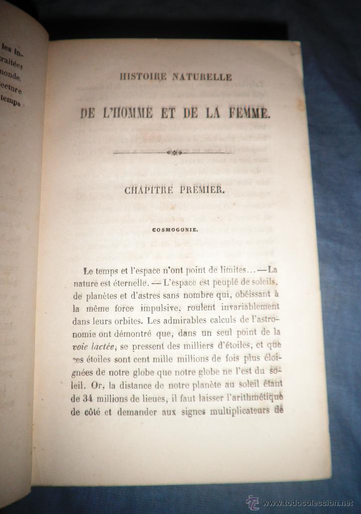 Libros antiguos: MONSTRUOSIDADES HUMANAS - AÑO 1863 - A.DEBAY - IMPRESIONANTES GRABADOS. - Foto 3 - 51761917