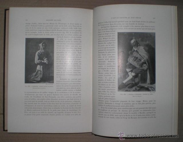 Libros antiguos: HISTOIRE DE L'ART depuis les premiers temps chrétiens jusqu'a nos jours. Dir.: ANDRE MICHEL. 16 vols - Foto 4 - 39084646