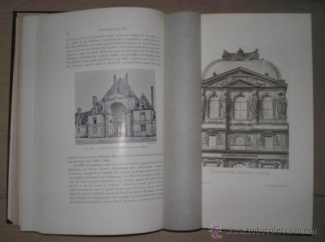 Libros antiguos: HISTOIRE DE L'ART depuis les premiers temps chrétiens jusqu'a nos jours. Dir.: ANDRE MICHEL. 16 vols - Foto 5 - 39084646
