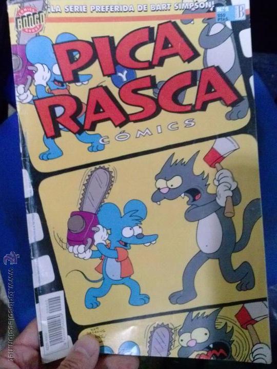 COMIC RASCA Y PICA (Libros Antiguos, Raros y Curiosos - Literatura Infantil y Juvenil - Otros)