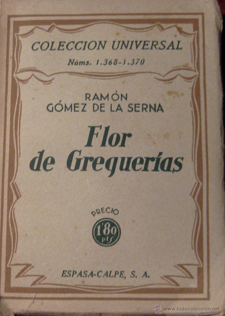 flor de greguerias pdf