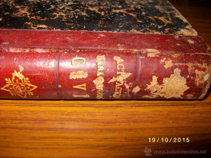 Libros antiguos: MANUAL PRACTICO DE ACTUACIONES Y EXPEDIENTES SUMARIOS PARA LA GUARDIA CIVIL 1878 - Foto 3 - 52032347