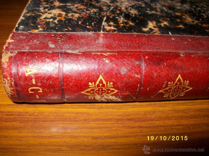 Libros antiguos: MANUAL PRACTICO DE ACTUACIONES Y EXPEDIENTES SUMARIOS PARA LA GUARDIA CIVIL 1878 - Foto 5 - 52032347