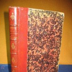 Libros antiguos: ENSAYO SOBRE EL CULTIVO DE LA CAÑA DE AZÚCAR. ÁLVARO REYNOSO. 2ª ED. 1865. Lote 52129585
