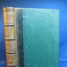 Libros antiguos: FALSIFICACIONES DE LOS ALIMENTOS Y BEBIDAS O DICCIONARIO... JAVIER AGREDA. 1877. Lote 52165922
